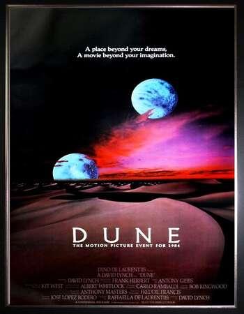 Dune 1984 Hindi Dual Audio BRRip Full Movie Download