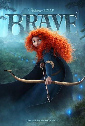 Brave 2012 Dual Audio Hindi English BRRip 720p 480p Movie Download