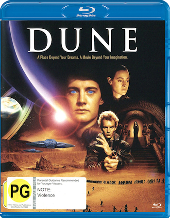 Dune 1984 Dual Audio Hindi Bluray Movie Download