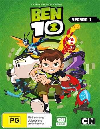 Ben 10 S01 Complete 720p Web-DL ESubs