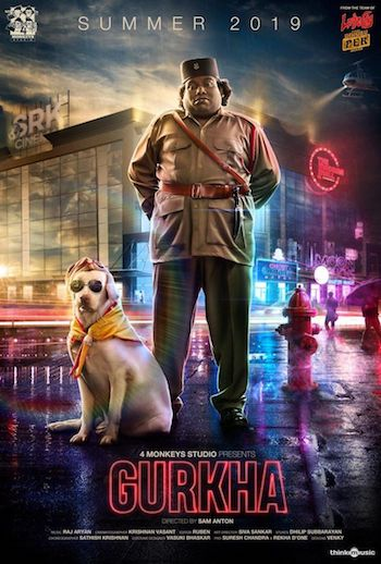 Gurkha 2019 Hindi Dubbed 720p HDRip 1GB
