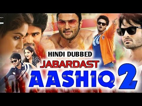 Jabardast Aashiq 2 (2020) Hindi Dubbed 480p HDRip 400MB