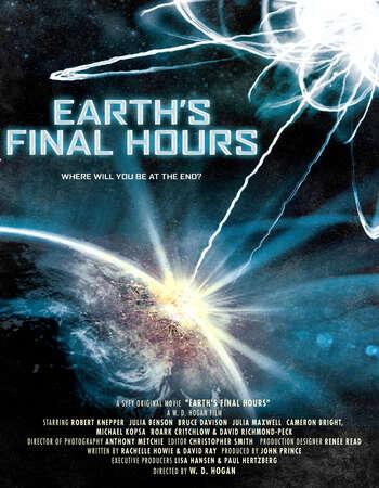 Earths Final Hours 2011 Hindi Dual Audio 280MB BluRay 480p ESubs