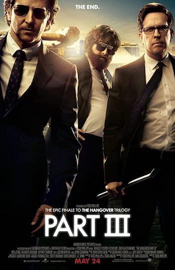 The Hangover Part III 2013 Dual Audio Hindi English BRRip 720p 480p Movie Download