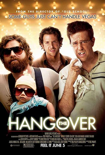 The Hangover 2009 Dual Audio Hindi English BRRip 720p 480p Movie Download