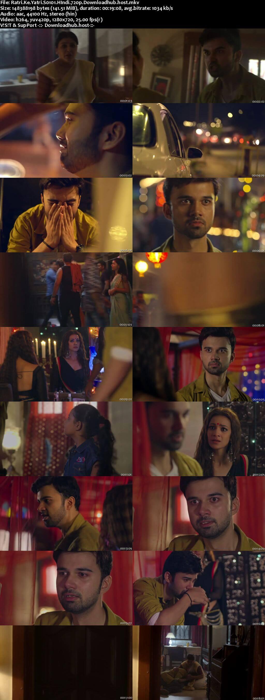 Ratri Ke Yatri 2020 Hindi Season 01 Complete 720p HDRip x264