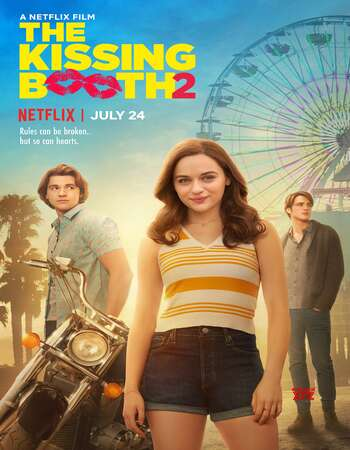 The Kissing Booth 2 2020 Hindi Dual Audio 700MB Web-DL 720p ESubs HEVC