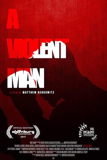 A Violent Man 2017 Dual Audio Hindi Movie Download
