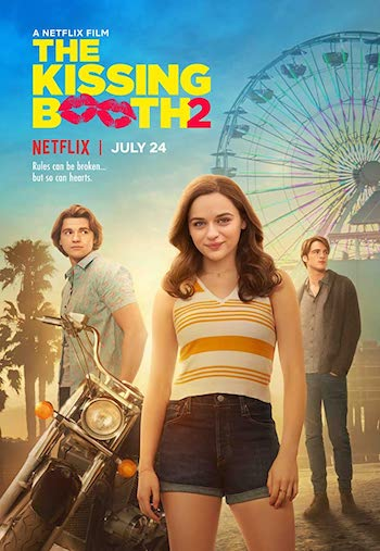 The Kissing Booth 2 (2020) Dual Audio Hindi Full Movie Download