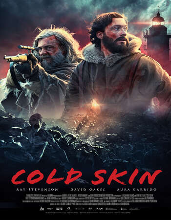 Cold Skin 2017 Hindi Dual Audio BRRip Full Movie 300MB Download