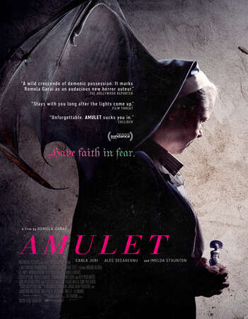 Amulet 2020 English 720p Web-DL 850MB ESubs