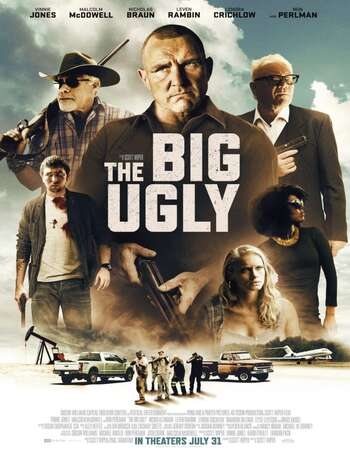 The Big Ugly 2020 English 720p Web-DL 900MB ESubs