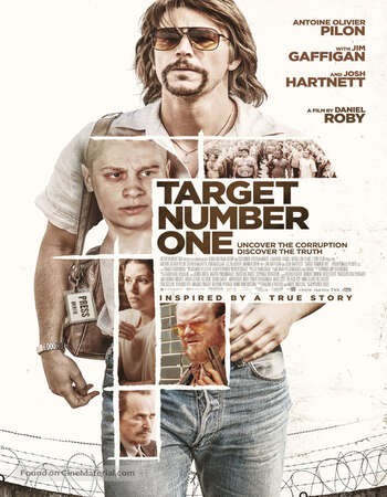 Target Number One 2020 English 720p Web-DL 1GB ESubs