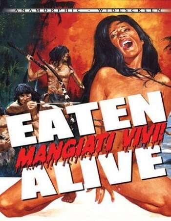 Eaten Alive 1980 Hindi Dual Audio BRRip Full Movie 480p Download