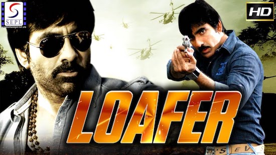 Loafer 2018 Hindi Dubbed 480p HDRip 300mb