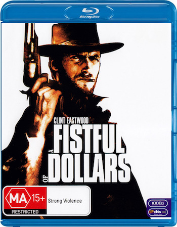 A Fistful Of Dollars 1964 Dual Audio Hindi 480p BluRay 300mb
