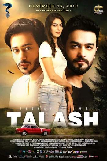 Talash 2019 Urdu 480p WEB-DL 350MB