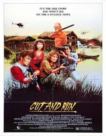 Cut and Run 1985 Hindi Dual Audio BRRip Full Movie Download