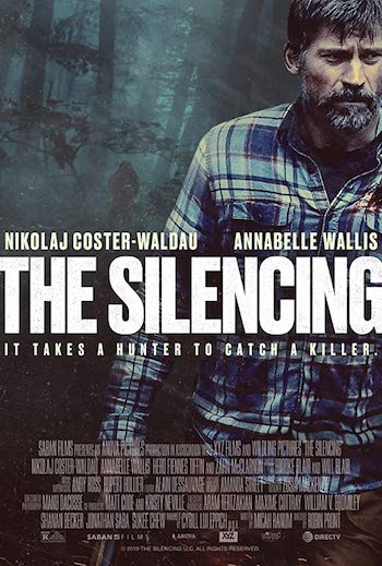 The Silencing 2020 English 480p WEB-DL 300MB ESubs