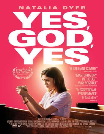 Yes, God, Yes 2019 English 720p Web-DL 650MB