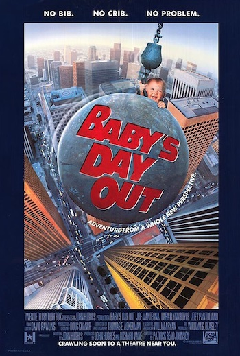 Babys Day Out 1994 Dual Audio Hindi 720p WEBRip 850MB