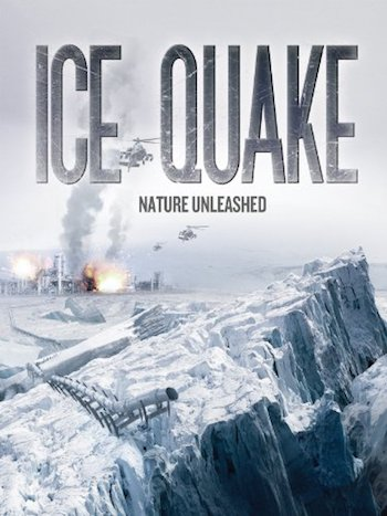 Ice Quake 2010 Dual Audio Hindi 720p BluRay 750mb
