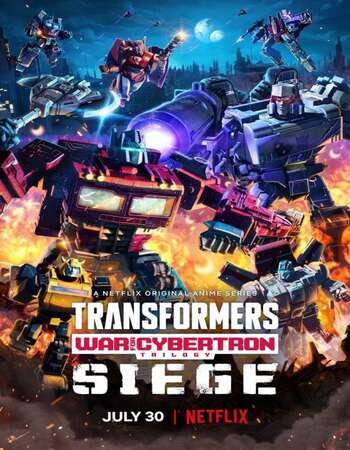 Transformers War for Cybertron S01 Complete Hindi Dual Audio 720p Web-DL MSubs