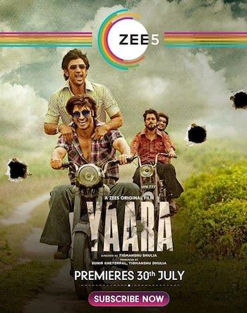 Yaara 2020 Hindi Full Movie Download
