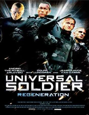 Universal Soldier Regeneration 2009 Hindi Dual Audio 300MB BluRay 480p ESubs