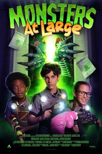 Monsters At Large 2018 Dual Audio Hindi Movie Download