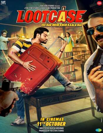 Lootcase 2020 Hindi 650MB HDRip 720p ESubs HEVC