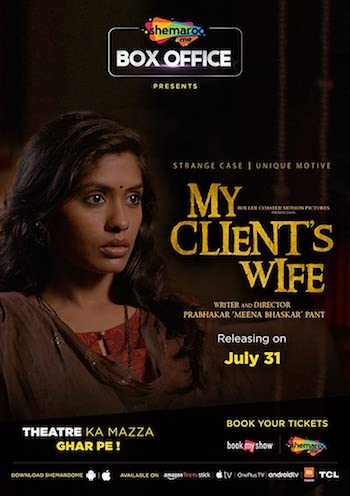 My Clients Wife 2020 Hindi 720p HDRip x264