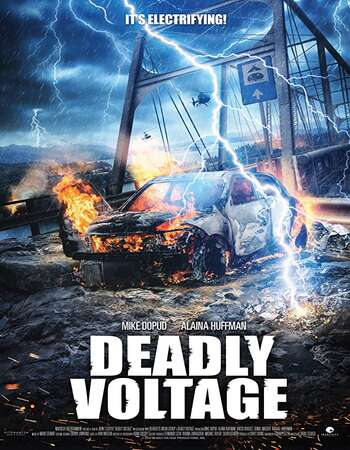 Deadly Voltage 2015 Hindi Dual Audio 280MB BluRay 480p