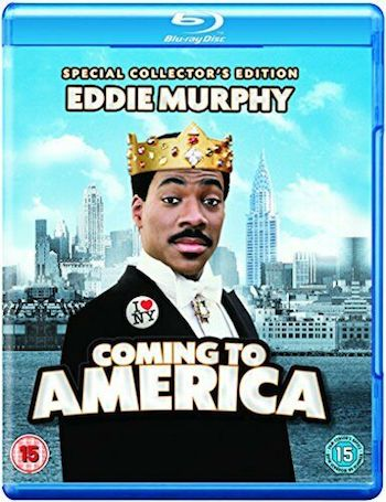 Coming To America 1988 Dual Audio Hindi 480p BluRay 350MB