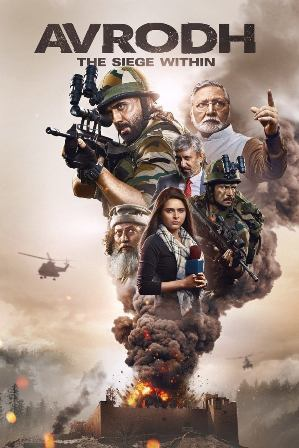Avrodh S01 Hindi 720p 480p WEB-DL 2GB