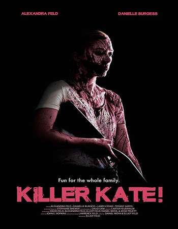 Killer Kate 2018 Hindi Dual Audio 720p BluRay ESubs