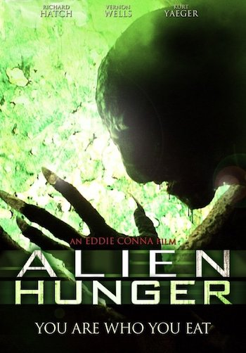 Alien Hunger 2017 Dual Audio Hindi 720p WEB-DL 800mb