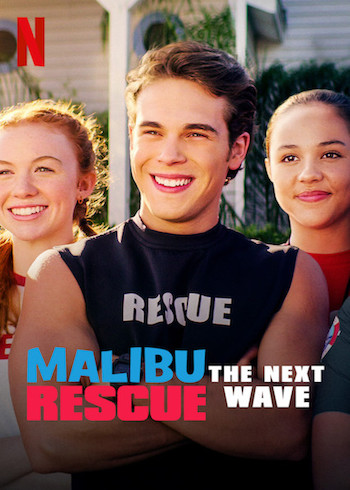 Malibu Rescue The Next Wave 2020 Dual Audio Hindi 480p WEB-DL 250MB