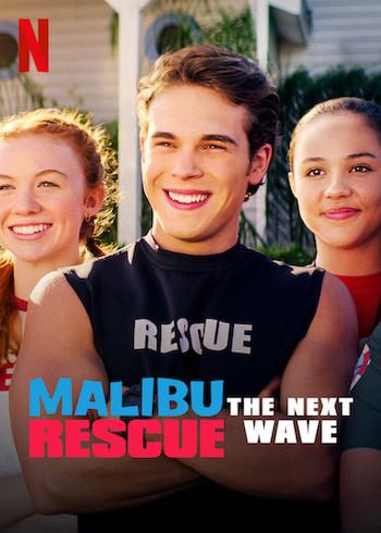 Malibu Rescue The Next Wave 2020 Dual Audio Hindi 480p WEB-DL 250MB