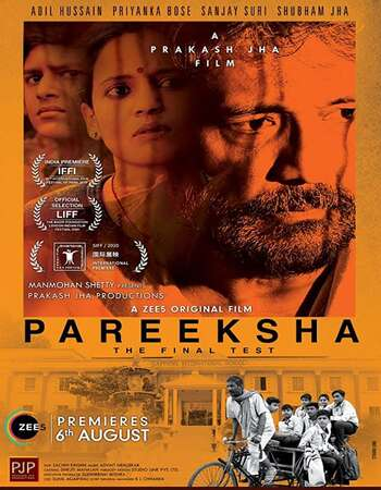 Pareeksha 2020 Hindi 300MB HDRip 480p ESubs