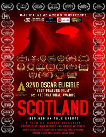 Scotland 2020 Hindi 550MB HDRip 720p HEVC