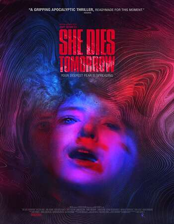 She Dies Tomorrow 2020 English 250MB AMZN Web-DL 480p ESubs