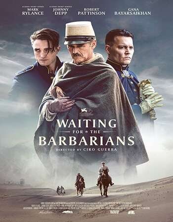 Waiting for the Barbarians 2019 English 300MB Web-DL 480p ESubs
