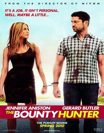 The Bounty Hunter 2010 Hindi Dual Audio 350MB BluRay 480p ESubs
