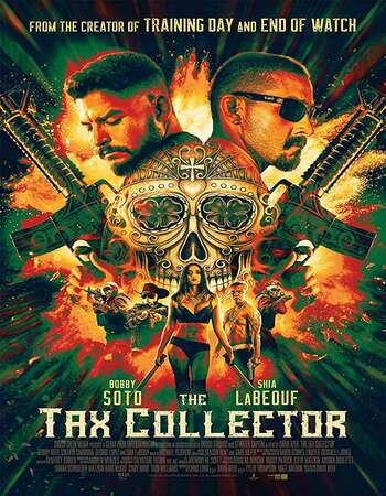 The Tax Collector 2020 English 300MB Web-DL 480p ESubs