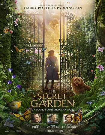 The Secret Garden 2020 English 720p Web-DL 850MB ESubs