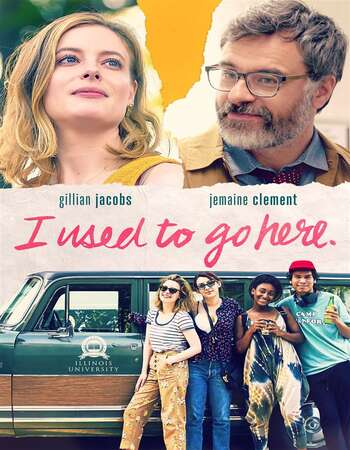 I Used to Go Here 2020 English 720p Web-DL 750MB ESubs