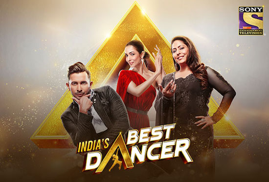 Indias Best Dancer 25 October 2020 HDTV 480p 300mb
