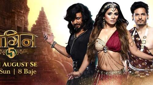 Naagin Season 5 24th January 2021 180MB HDTV 480p