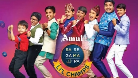 Sa Re Ga Ma Pa Lil Champs 8 August 2020 HDTV 480p 300mb